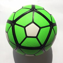 New 2017 Official Size 5 Football Ball Soccer Ball For Football Training Match Anti-slip PU Leather LEAGUE Futbal Ball With Logo