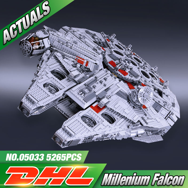 LEPIN 05033 5265pcs Star Wars Ultimate Collector\'s...