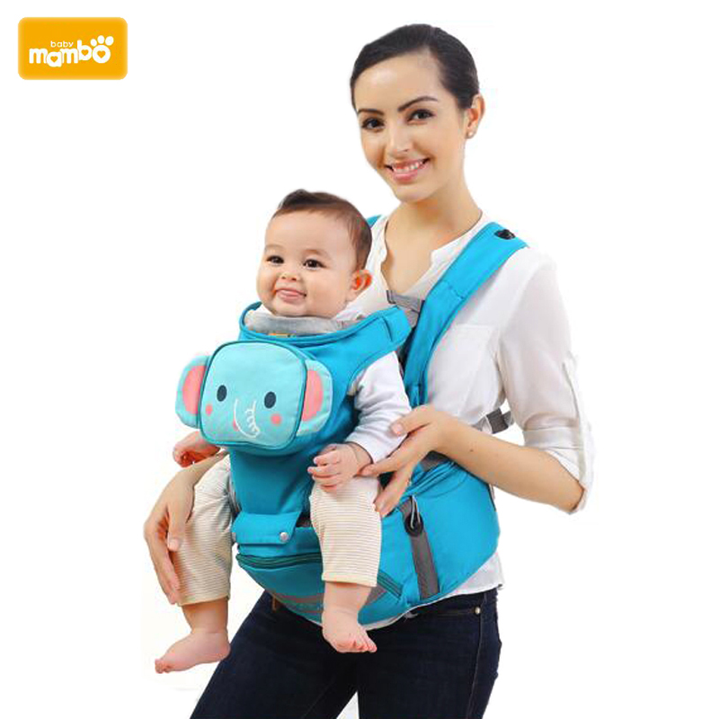 Mambobaby Baby Carriers Small Bag Cotton Infant Backpack &amp; Carriers Kid Carriage Baby Wrap Sling Child Dajinbear Baby Carrier<br>