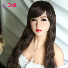 New Super Beautiful 140cm/148cm/158cm/168cm Real Silicone Sex Doll for Men Rubber Woman Sexual Doll Boneca Sexual Free Shipping(China)