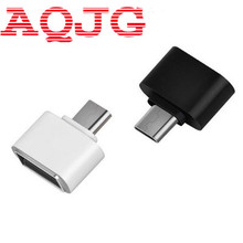 Buy Micro USB Male USB 2.0 Female Adapter OTG Converter Android Tablet Phone 100pcs for $31.50 in AliExpress store