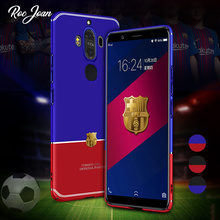 Roc Joan Barcelona Hard Case for Huawei Mate 9 / Mate 10 / Pro / 8 PC Football FCBARCELONA Back Cover Thin Matte Coque(China)
