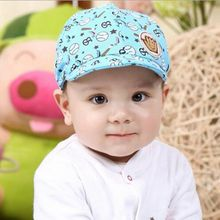Cute Baby Cap Newborn Prop Hat Knit Baby Bonnet Baby Hat For Summer Spring Cricket-caps Kids Baseball Caps Fashion Baby Beret