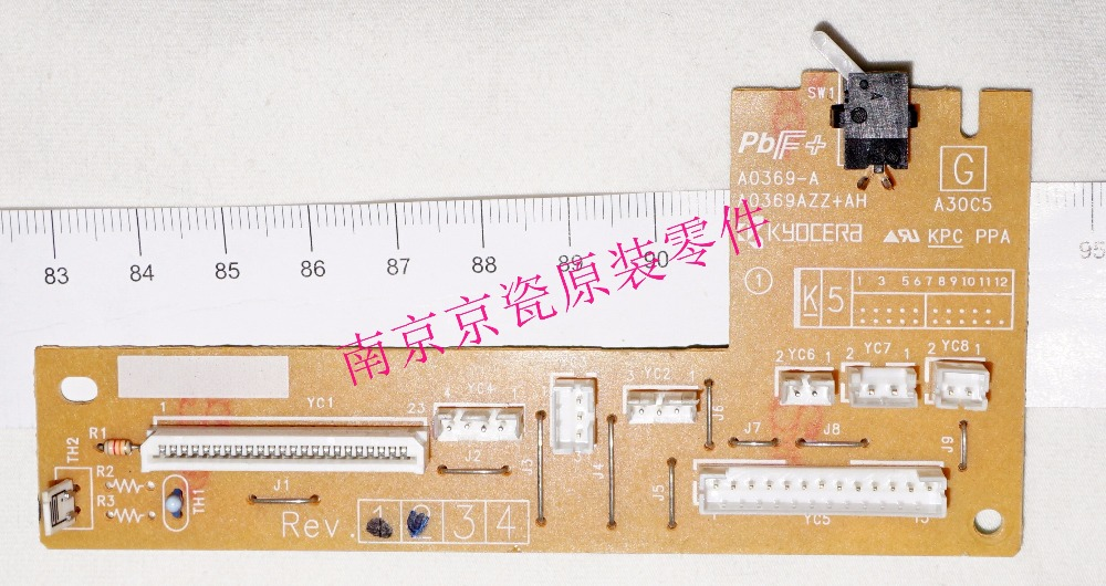 New Original Kyocera 302KK94040 PWB INTERFACE ASSY for:TA180 181 220 221<br>