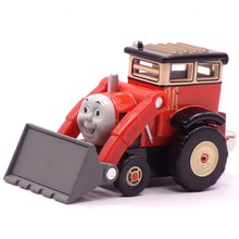 Jack bulldozer Thomas Train Magnetic Thomas And Friends Metal Model Trains Classic copter Toys For Children Kids No.23(China)