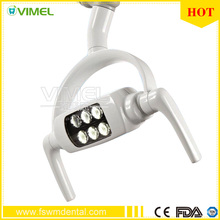 Good quality Dental induction lamp LED Oral Operation light for Dental Unit Chair
