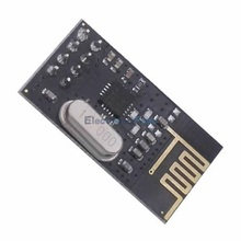 125 Channels Mutipoint Microcontroller NRF24L01 + 2.4GHz Antenna Wireless Transceiver Module High GFSK Efficiency Free Shipping