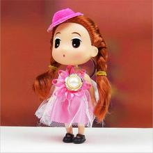 Best-selling Europe and the United States 12cm 12pcs/lot exquisite fashion confused doll  for Christmas gifts free shipping