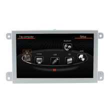"For 7"" In Dash Car PC GPS Navigation For AUDI A6/S6/Q7 (2004-2009) with CD/DVD Player Q7 GPS Radio Bluetooth DVD Player"