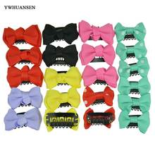 YWHUANSEN 10pcs/lot 2017 Cute Girl Hair Clips Mini Bowknot Hair Accessories Spot Infant Small Hairpin For Children Barrette