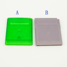 Grey Clear Green Game Card Housing Case for GB GBC GBA SP Game Cartridge Case Housing Box(China)