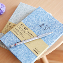 Hey! Youth Series Notebook A5 Art Cloth Notebook DIY Diary Notepad 1PCS