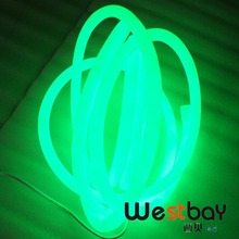 AC240V Green Led neon flex light for outdoor,indoor lighting decoration,brand New,100pcs led per meter,super bright neon