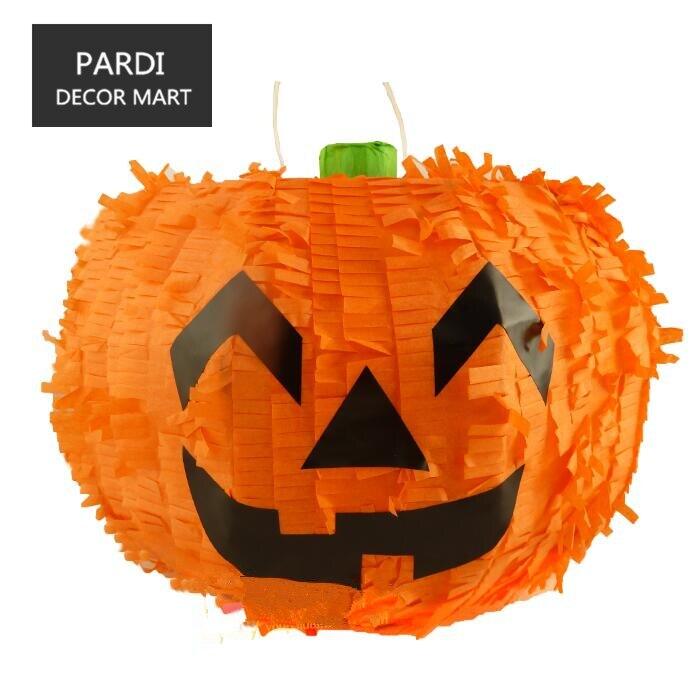 halloween decoration the pumpkin pinata kids birthday party beating props beating games party supplieschina - Halloween Kid Games Online