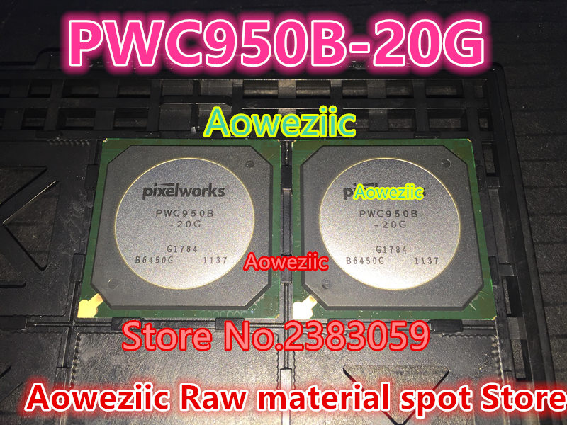 Aoweziic 100% new  original PWC950B-20G  PWC950B    BGA projector main chip<br>