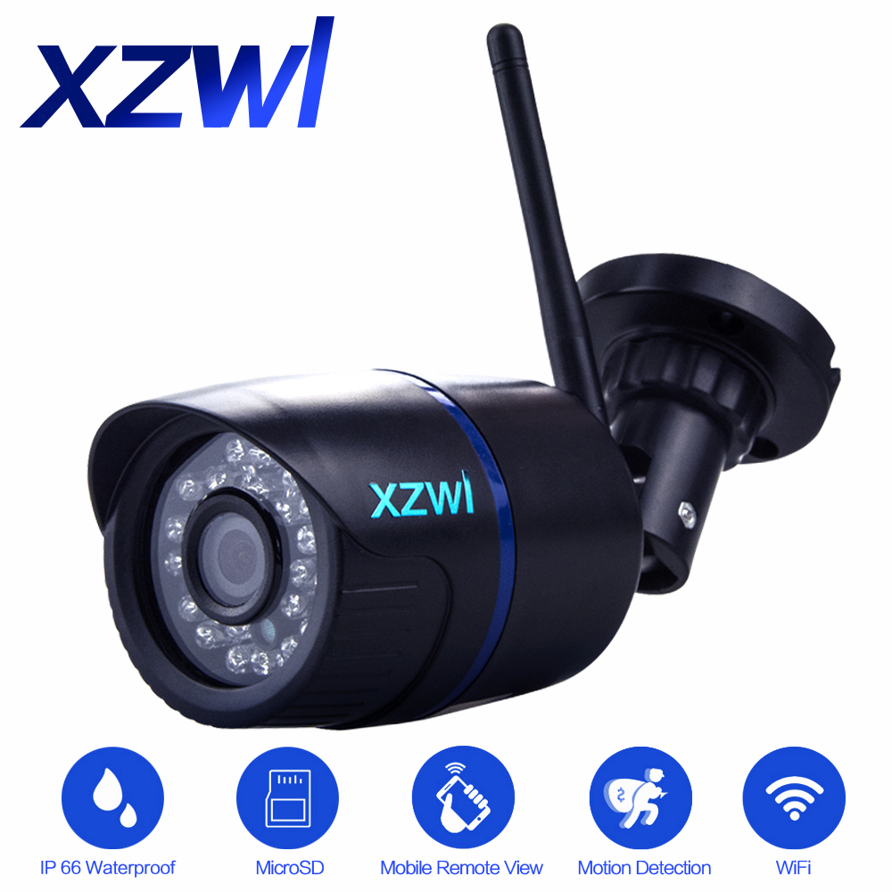 Indoor waterproof wireless network IP camera 960P HD 1.3mp wireless P2P Onvif infrared night vision detection sports CCTV camera<br>