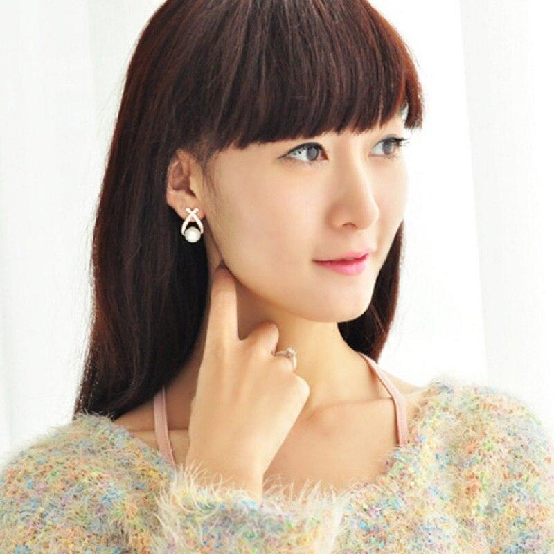 2018-New-Fashion-Female-Elegant-Cute-Pearl-Stud-Earrings-for-Women-Korea-Earrings-For-Women-Gift
