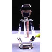 K9 Crystal Empty Perfume Bottle Quadrilateral Diamond Ball Parfum Cover Women aftershave Perfume Containers For Home Perfumes