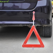 Cls  New Folding Car Emergency Tripod Reflective Automobile Traffic Warning stop sign SZ0105 Sep5