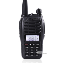 Baofeng UV-B6 Dual Band VHF UHF 5W 99 Channels FM PMR Walkie-Talkie Frequency Portable Radio Ham Communicator HF Transceiver(China)