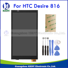 For HTC Desire 816 816G 816H 816W Original LCD Display+Touch Screen Digitizer Assembly Replacement Parts