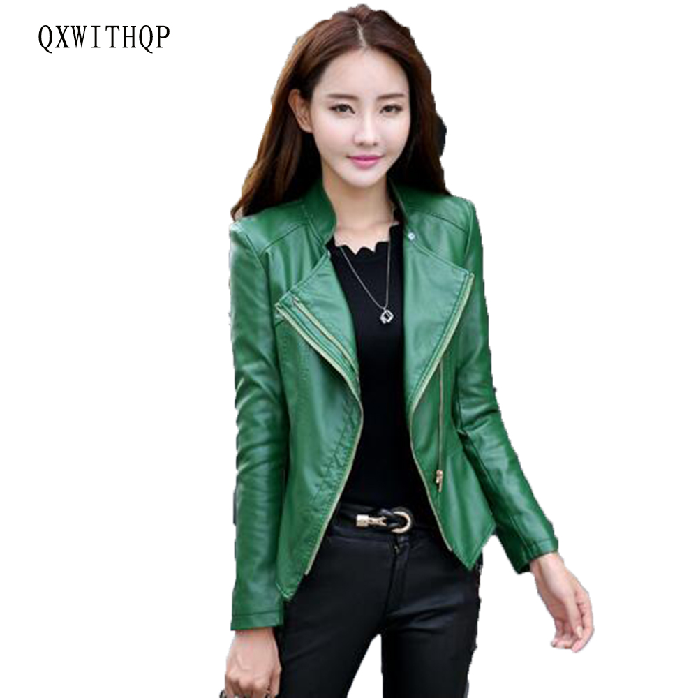 Compare Prices on Leather Green Jacket- Online Shopping/Buy Low ...