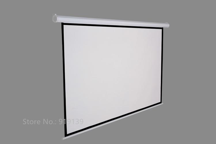 120inch 4x3 Electric Screen pic 15