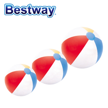 31020 Bestway children beach ball balloon inflatable toys baby infant play water polo sport(China)