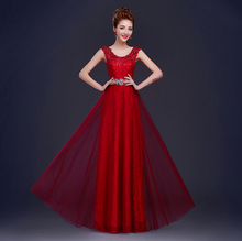 robe de soiree burgundy grad college teen party dresses high school graduation girls dressy tulle dress free shipping S2869
