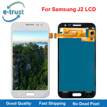 e-trust China Supplier LCD Display For Samsung J2 J210 J210F Touch Screen Digitizer Assembly For Samsung Galaxy J2 LCD 2016 Part(China)