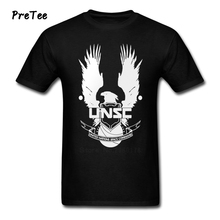 UNSC Men T Shirt 100% Cotton Short Sleeve O Neck Tshirt Boy Tee Shirt 2017 Modern T-shirt For Teens