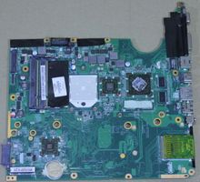 Original laptop motherboard for HP Pavilion DV6-2000 571188-001 DAUT1AMB6E1 AMD Socket S1