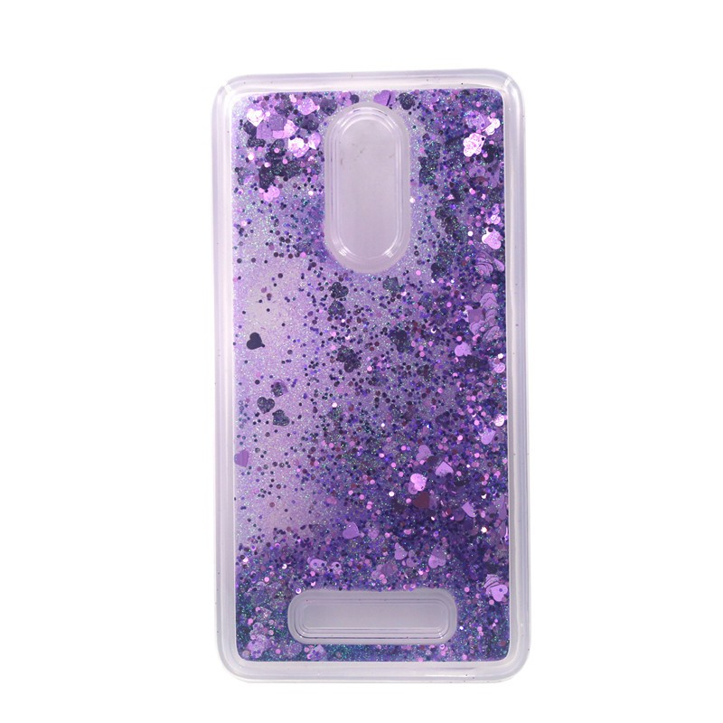 TPU Case for Xiaomi Redmi 3 3s 4 4x 4 Pro Note 3 4 4x MI 5 5S Max Dynamic Flowing Liquid Glitter Quicksand Star Back Cover