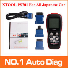 2016 Top quality diagnostic tool XTOOL PS701 Professional Auto Scanner PS 701 for XTOOL PS 701 Free Shipping(China)