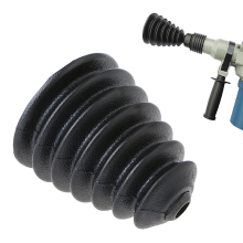 Rubber Dust Cover Electric Hammer Ash Bowl Dustproof Impact Drill Power Tool MAR11_0