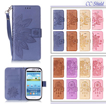 Buy Case Samsung Galaxy S3 S 3 GalaxyS3 SIII Neo Duos GT I9301i I9300i GT-I9301 GT-I9301i GT-I9300 Case Flip Phone Leather Cover for $4.69 in AliExpress store