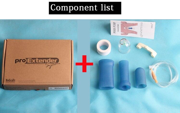 PRO MALE PENIS EXTENDER V3 ENLARGER GROWTH ENHANCEMENT HYBRIDSYSTEM,Penis Enlargement System Extender Stretcher phallosan Hanger 1