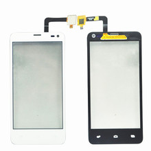 High quality 4.3 inch Touch Panel Touchscreen Sensor For Fly iq4416 iq 4416 Touch Screen Front Glass Digitizer Replacement(China)