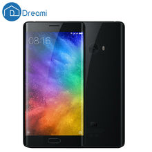 "Dreami Original Chinese Version Xiaomi Mi Note 2 Prime Cellphone 6GB RAM 128GB ROM Snapdragon 821 Mobile Phone 5.7"" Display"