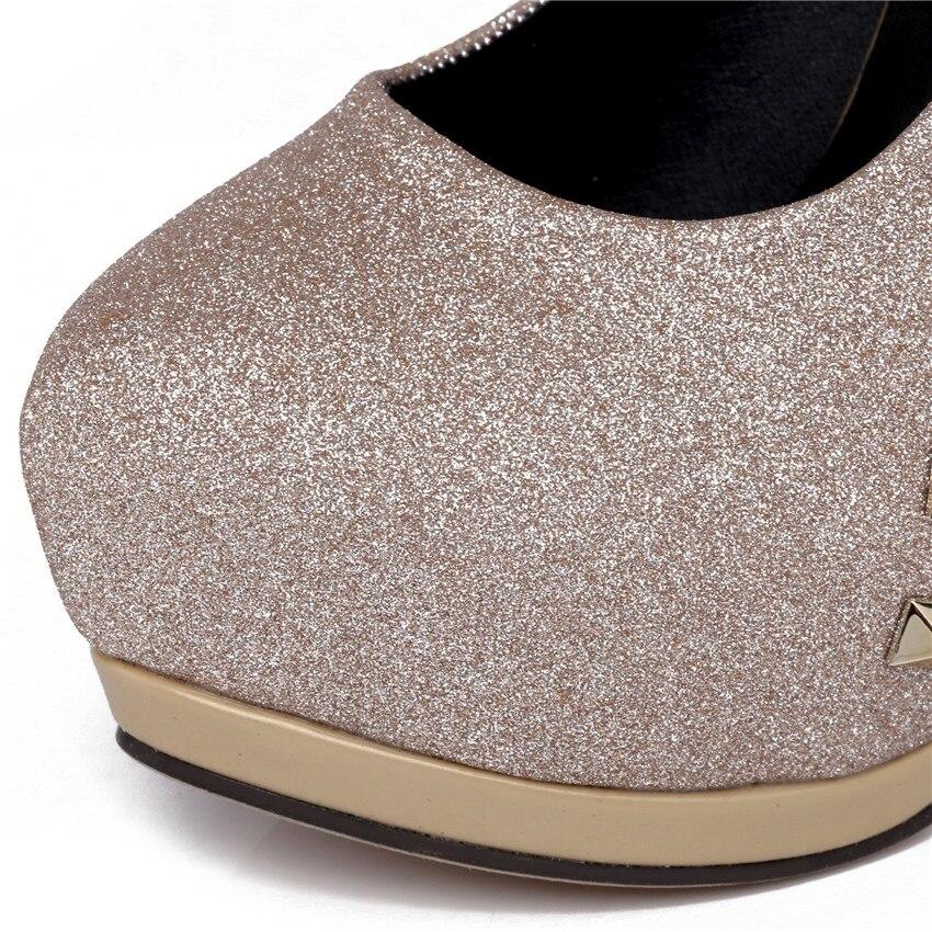 Gladiator High Heels Women Platform Pumps High Heel Shoes Woman Party Wedding Shoes Ladies Kitten Heels High Quality