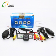Laijie Auto HD Rear View Camera For Audi A5 S5 Q5 SQ5 / RS 5 RS5 2008~2016 / RCA AUX Wireless Car Reversing Parking Camera(China)