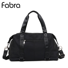 Buy Fabra Waterproof Travel Bag Multi-function Travel Duffle Bags Men Women Collapsible Large Capacity Duffel Shoulder Bag Black for $17.45 in AliExpress store