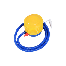 Yoga Balls inflator pump portable Tyre pump sports cycling baseketball Tools Accessories Mini pedal inflator(China)