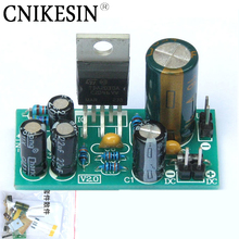 CNIKESIN Diy kit Fever after TDA2030A mono amplifier board level electronic diy making  package the parts diy electronic kits