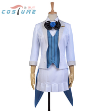 LoveLive! Love Live SR Cards Umi Sonoda Magician Uniform Hat Halloween Christmas New Year Cosplay Costumes Women - CostumeBuy store