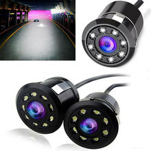 Waterproof 8 LED Car Backup Rear View Reverse Parking HD Camera Night Vision