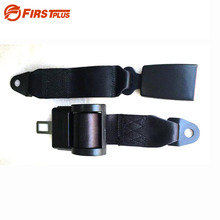 Universal Bus Train ELR 2 Point Retractable Safety Belt Lap Automotive Seat Belts With 120cm Mini Retractor(China)