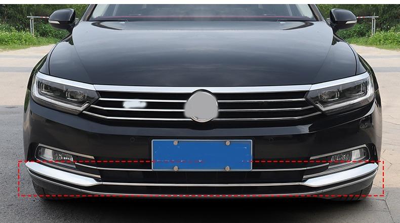 Mmhot For VW Passat Variant B8 2017-2018 Frente Coche Universal Delantero Aler/ón Splitter Brillante//Mate Negro de 4 Piezas de Auto de Choque Splitter Spoiler difusor Cubierta de protecci/ón
