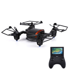 GTeng T901F Drone 5.8G Real-time Transmission 2MP 2.4GHz 4CH 6 Axis Gyro Quadcopter Remote Control Helicopter Toys