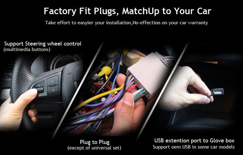 ANDROID 6.0 CAR DVD 2DIN CAR RADIO GPS android car radio headunit ford focus1 focus2 focus (6)